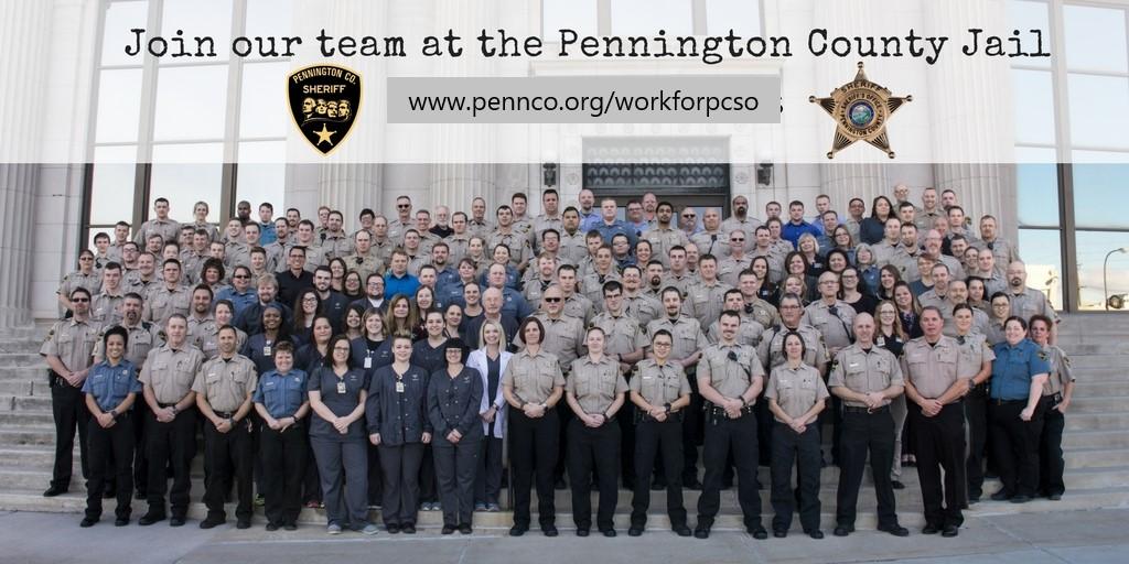 Pennington County Jail - Pennington County, South Dakota